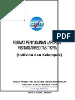 Format Penyusunan Lap Visitasi-TK-RA