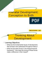 Week 1 - Prenatal Development[1]