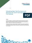 RightFax VirtualizationWP