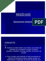 AULA 3 - Residuos Solidos