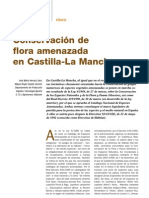 Conservacion de Flora Amenazada en Castilla La Mancha MF1