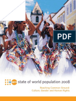 [UNPFA]2008-State of World Population-Reaching Common Ground