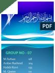 Presentation of Accounting