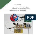 Feedback in Amplifier