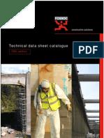 Fosroc Catalogue