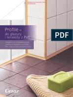 Profile PVC Do Glazury i Materialy Pomocnicze2