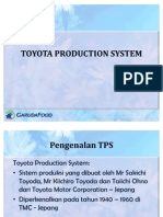 Toyota Production System (Format 2003)