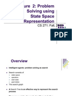 Topic1 State Space Search