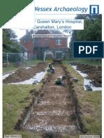 Queen Mary's Hospital, Carshalton