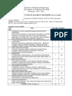 MEL716 Micro Scale Heat Transfer Course Profile 2011 12