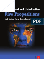 Global is at Ion Five Propositions