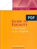 35968257 Guide to Equality in the Family in the Maghreb