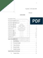 Uii Skripsi Analisis a 00511312 ARDHIAN BINA PUTRA 8590912601 Daftar Isi