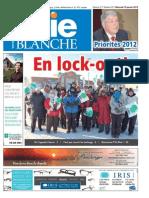 Journal de l'Oie Blanche du 18 janvier 2012.