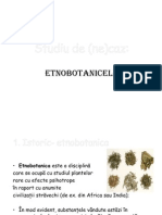 Etnobotanice