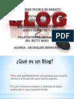 Jacqueline Miniguano Blog