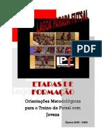 Etapas Formacao