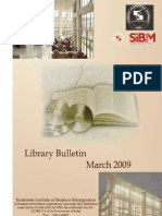 Archive_docs_654_Library Bulletin - Jan - Mar 2009