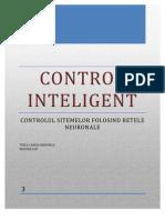 Control Inteligent