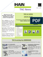 TNC News Issue 1 2009 Tool Probe