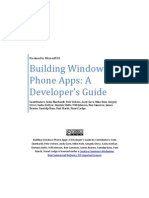 Building Windows Phone Apps - A Developers Guide v7 NoCover