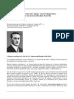 Conceptos Import Antes de La Teoria Sociocultural Del Desarrollo