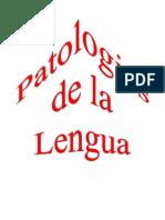 Patologias de La Lengua