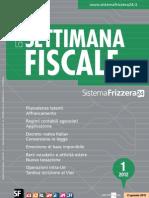 La Settimana Fiscale 01 - 2012
