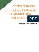 RR PP - Estrategias y Tacticas de Comunicacion Integradora