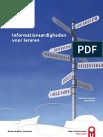 Rapport 9 Informatievaardigheden Web