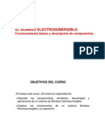 El Bombeo Electrosumergible Basico
