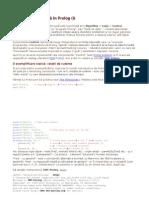 Introducere practică în Prolog