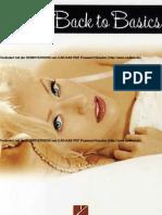 !!Book!! Back to Basics - Christina Aguilera