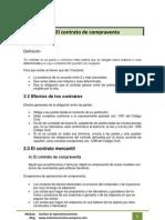 Tema 2. El Contrato de compraventa