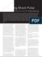 Measuring Shock Pulse LR