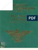 TSR 9425 - HR5 - The Glory of Rome Campaign