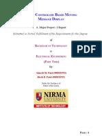 Project Part 1 Report-MMD Final