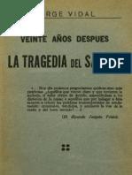 Veinte años después. La tragedia del salitre. 1933