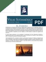 Velas Sudamérica 2010. Encuentro y regata Bicentenario de grandes veleros. (2010)