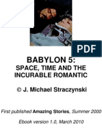 Babylon 5 - Space, Time & the Incurable Romantic