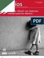 0310CEPAL-UNICEF Boletin Desafios Sobre Maltrato Infantil Jul 09