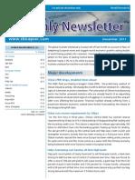 SSL Monthly Newsletter - December-2011[1]