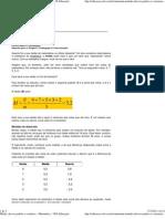 Média, desvio padrão e variância - Matemática - UOL Educação