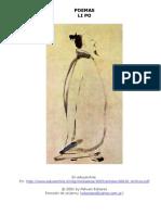 Li Po - Poemas