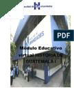 Modulo Educativo Virtual Historia I