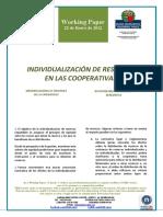 INDIVIDUALIZACION DE RESERVAS