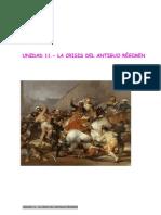 Unidad 11.-La crisis del Antiguo Régimen