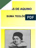 TOMÁS DE AQUINO (1)