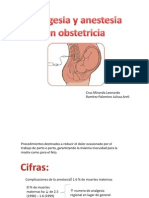 Anestesia Obstetrica Expo 1