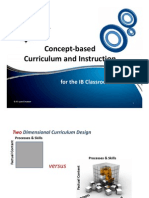 Concept Based Curriculum and Instruction - Erickson